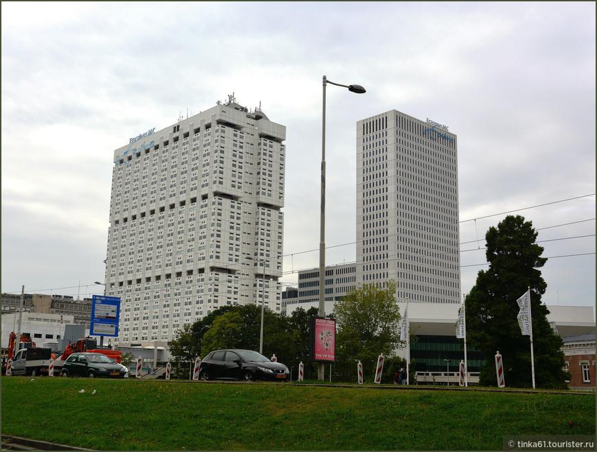 Здание  Медицинского центра Эразмус.