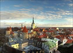 Над Таллином можно будет летать на воздушном шаре круглый год