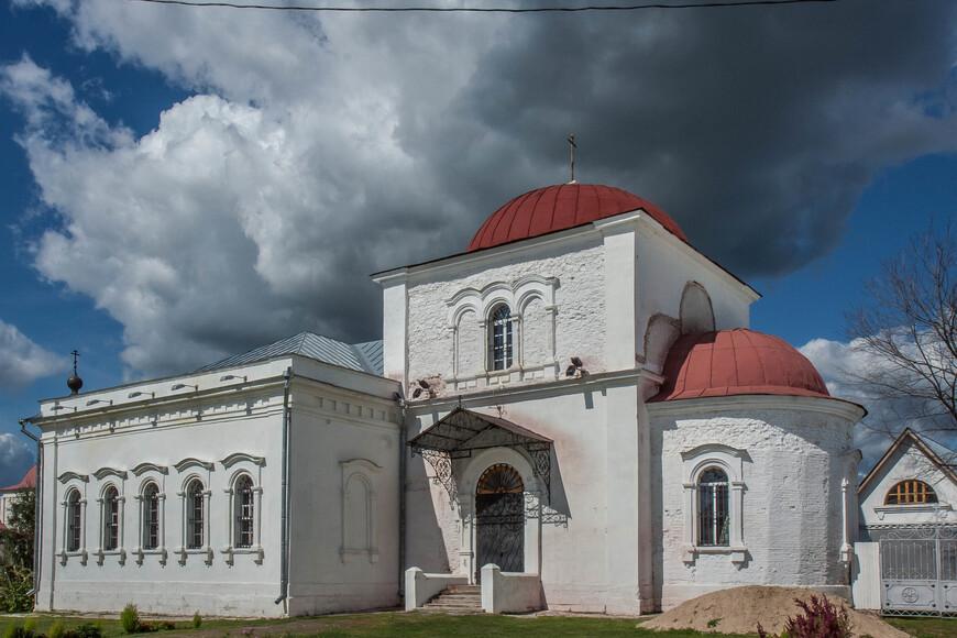 Никольская церковь в Коломенском Кремле