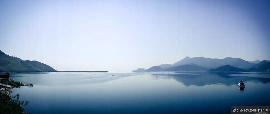 Моя любимая фотография - Скадарское озеро!