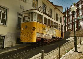 Лиссабон колоритный