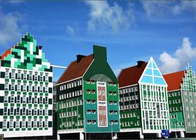 Маленькая Голландия: Зандам