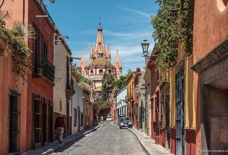 Мексика за первое полугодие 2020-го приняла около 13 млн иностранных туристов.