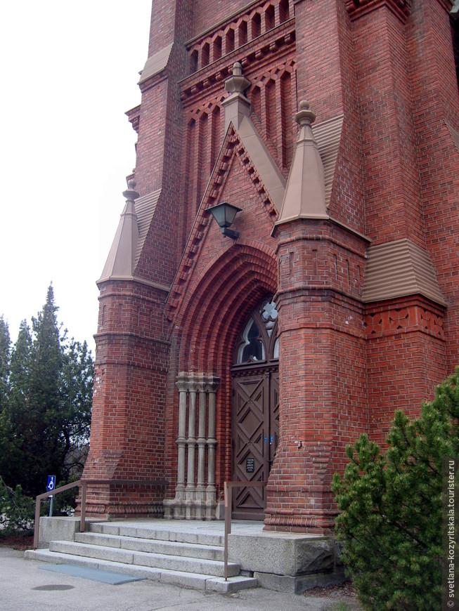 Кафедральный собор Миккели