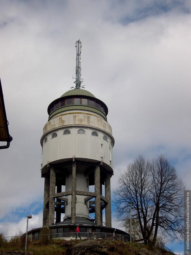 Смотровая башня Найсвуори
