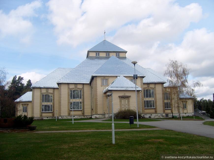Церковь сельского прихода