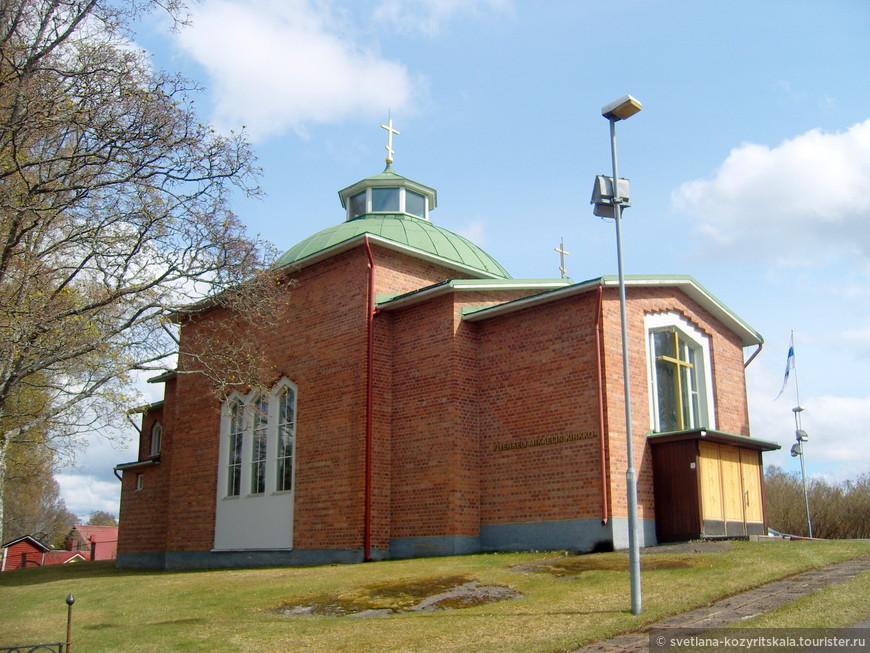 Православная церковь Миккели