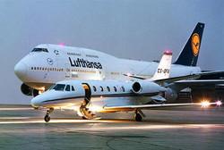 Lufthansa обеспечит интернет на коротких рейсах