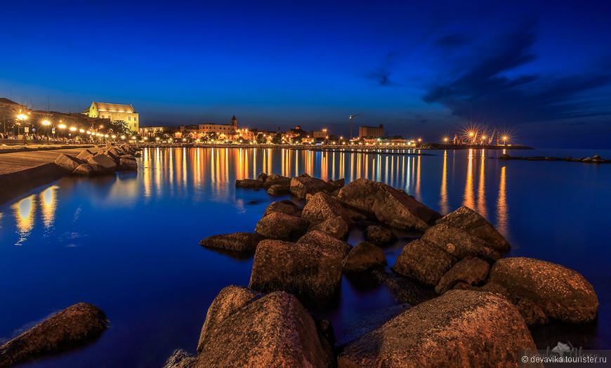 «Золотая вода» из альбома «Puglia или каблук вам в море». — с Ольгой Мартыновой в городе Бари.