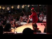 Шоу Фламенко в испанской деревне (Барселона). Часть 1, 04:11
