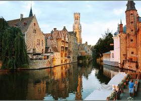 Брюгге — город из сказки