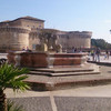 Сенигаллия. Пьяцца дель Дука и крепость делла Ровере.