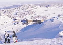 Турецкий отель готовится открыть «Музей снега»