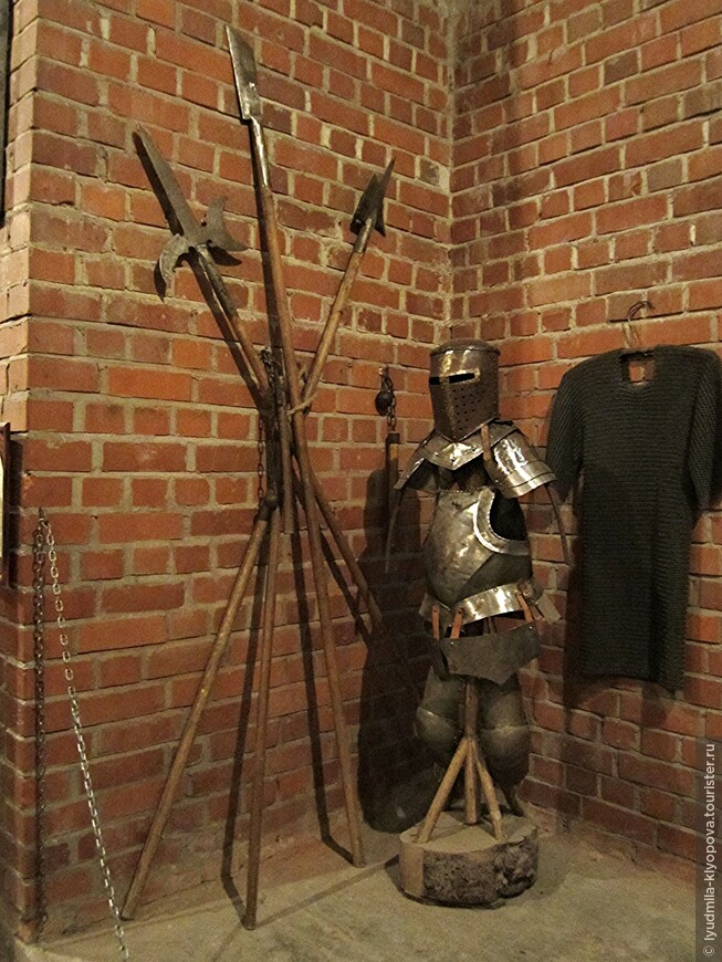 Лидский замок зачастую был укромным пристанищем для средневековых князей и их политических союзников.