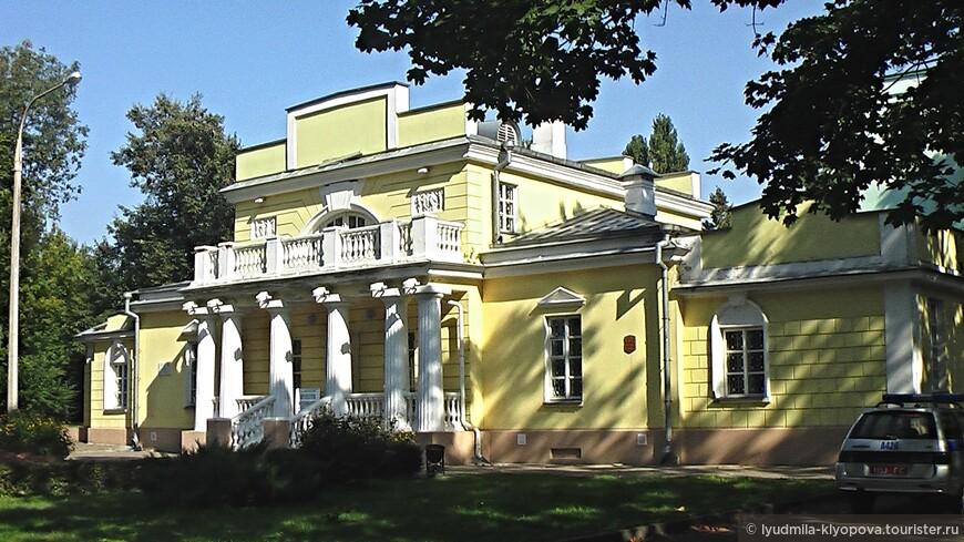 Охотничий домик построен в 1820 г.