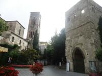 Самостоятельно в Равелло (Италия) в июле 2014
