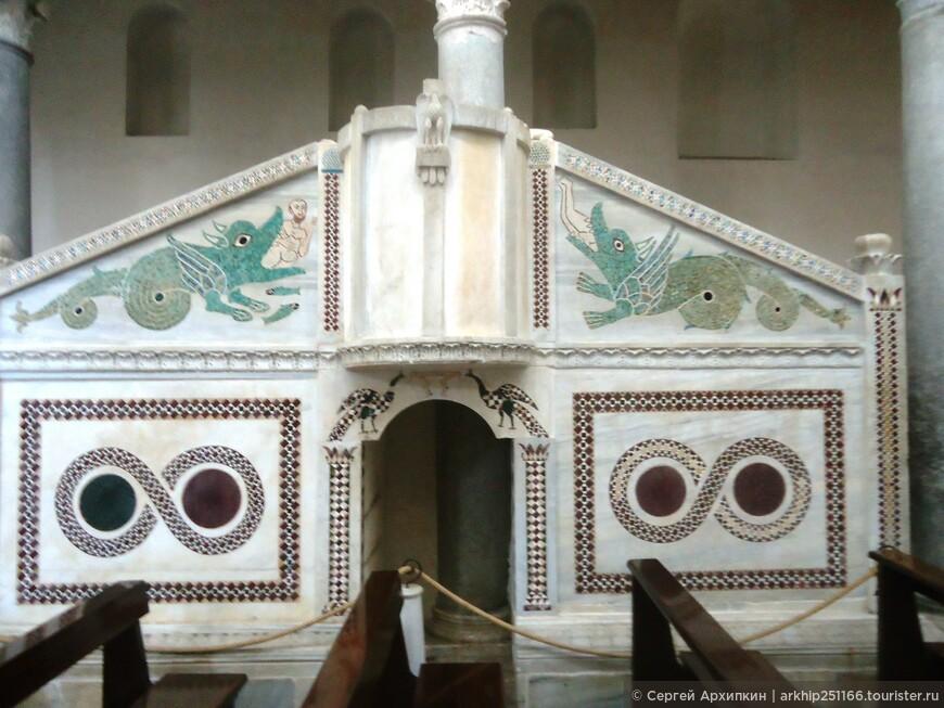 В Кафедральном соборе Равелло