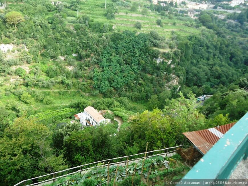 Высоты Равелло