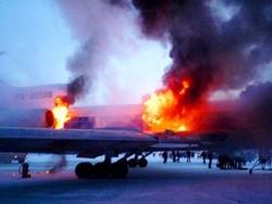 Во Внуково в авиакатастрофе погибли граждане Франции