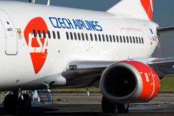 «Чешские авиалинии» закрывают и сокращают несколько российских рейсов