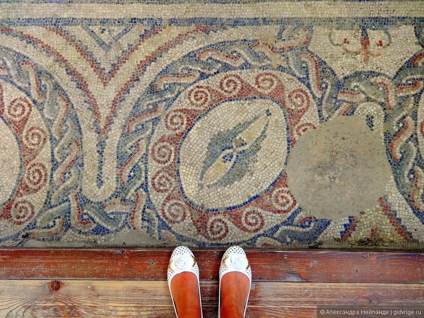 День второй. Изучаем античность. Вилла Романо дель Казале. Римский образ жизни и уникальные мозаики.