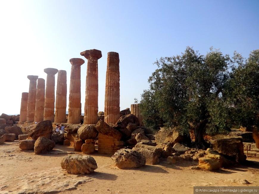 Храм Геракла