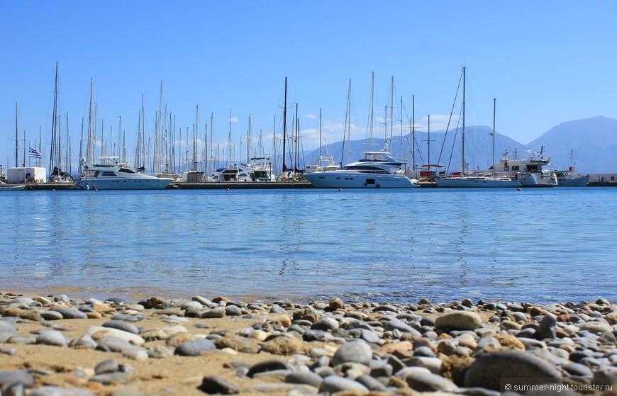 """А это живописный Айос-Николаос. Его часто называют """"греческим Сан-Тропе"""" :)"""