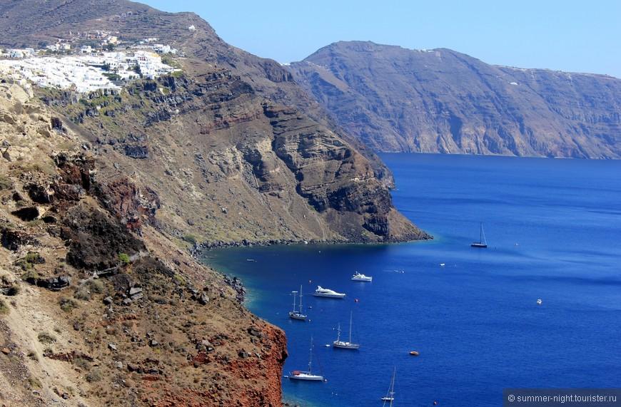 Высота острова около 300 метров на уровнем моря!