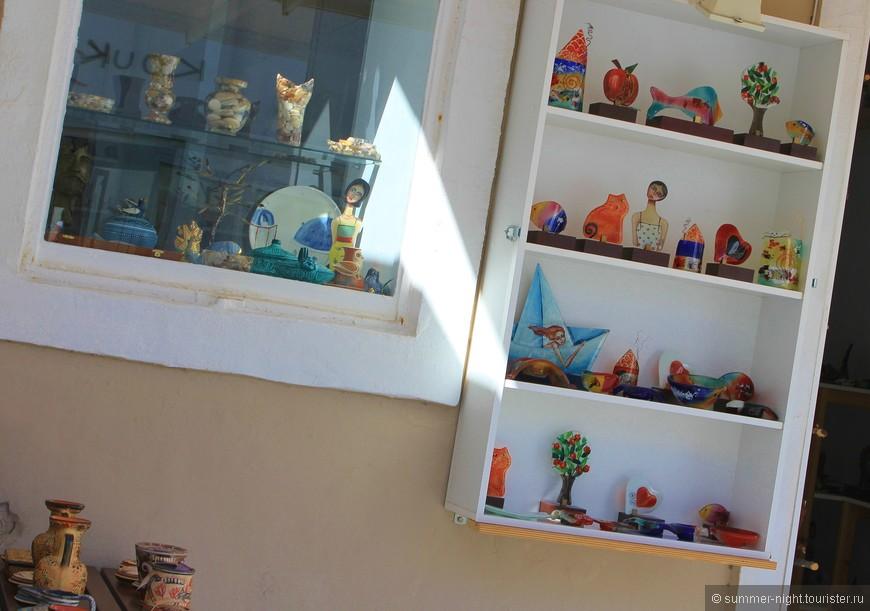 Красивые и необычные сувениры из стекла.