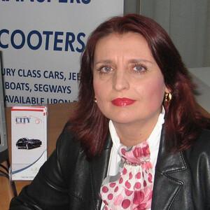 Евгения Пашалич