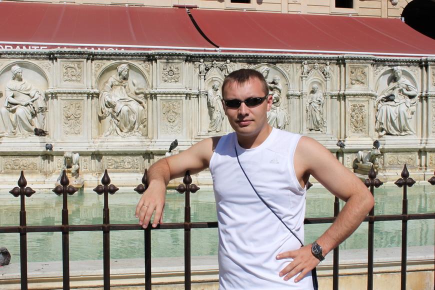 Италия.Сиена 2010
