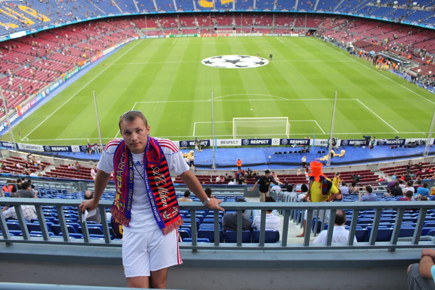 Испания.Барселона 2011