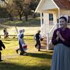 Деревня амишей, американских староверов