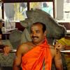 Брахманы храма Шивы в Мурдешваре