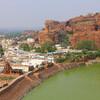 Вид с форта в Бадами