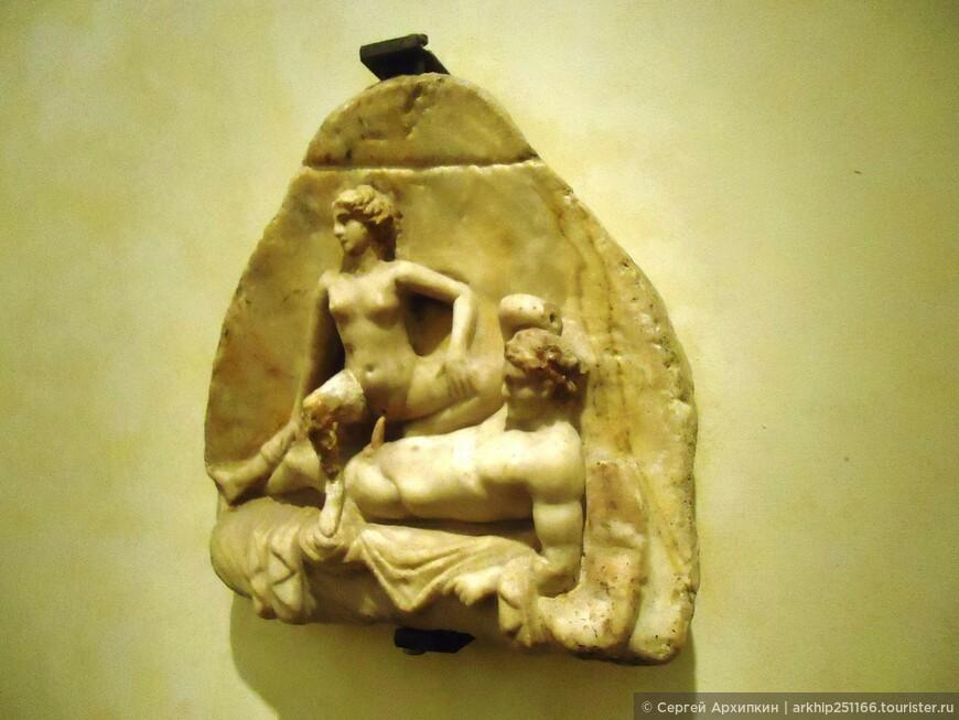 Секс древних греков и римлян