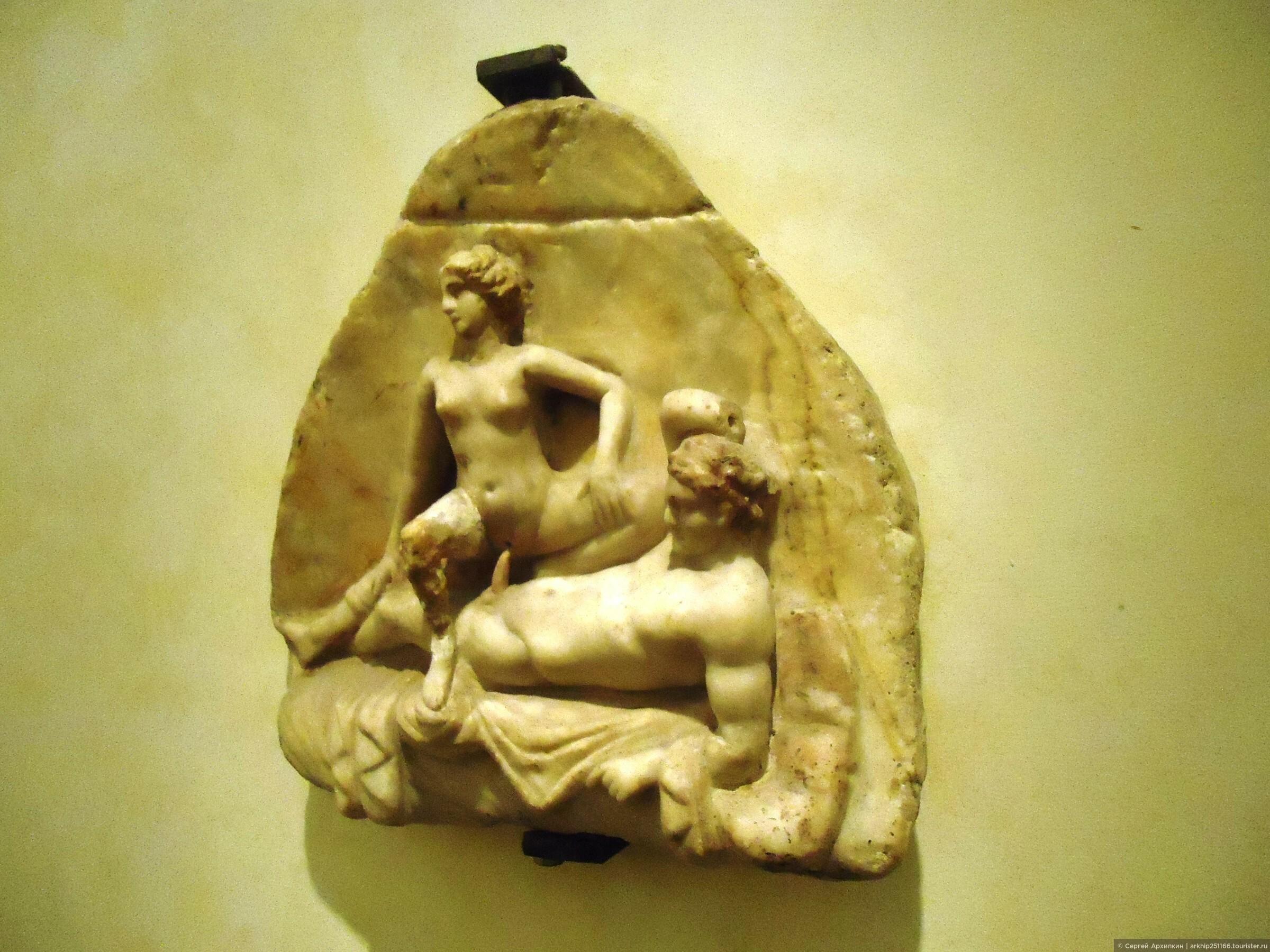 древняя эротика римлян