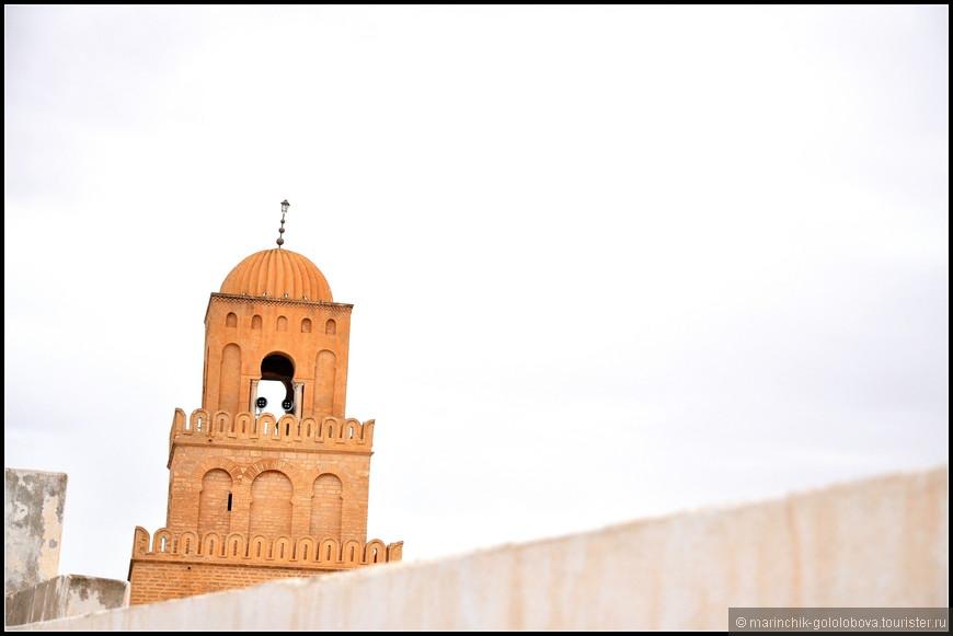 Кайруан — некогда священная столица Туниса, входит в список Всемирного наследия ЮНЕСКО.