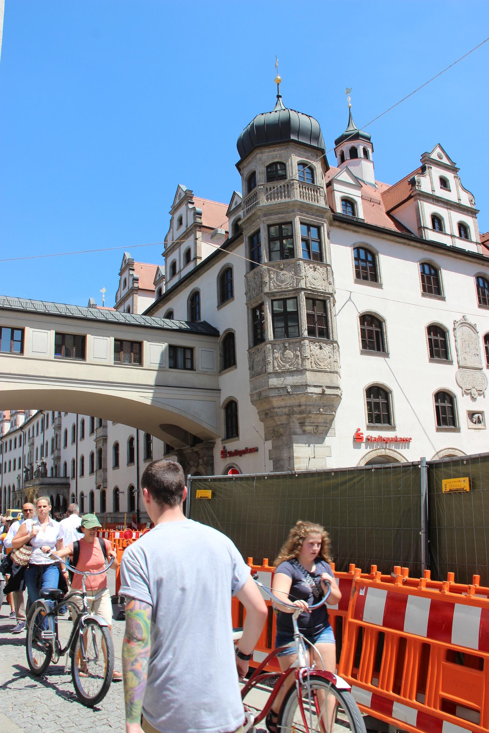 Мюнхен и замки баварии из праги