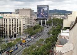 К Новому году Барселону украсят в стиле архитектора Гауди