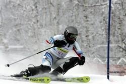 Швейцарский горнолыжный курорт Виллар проводит благотворительную горнолыжную гонку