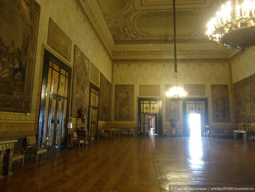В Королевском дворце Неаполя