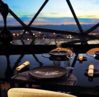 Барселона приглашает посетить высотный ресторан
