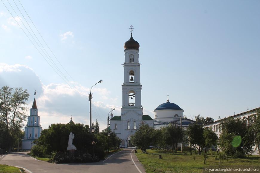 Раифский Богородицкий монастырь.