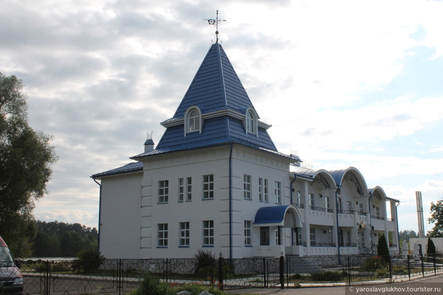 Дом Паломника.