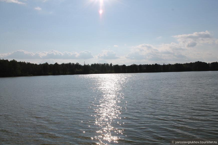 Раифское озеро.