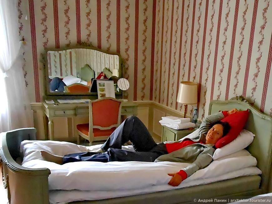 Кровать оччччень комфортная!