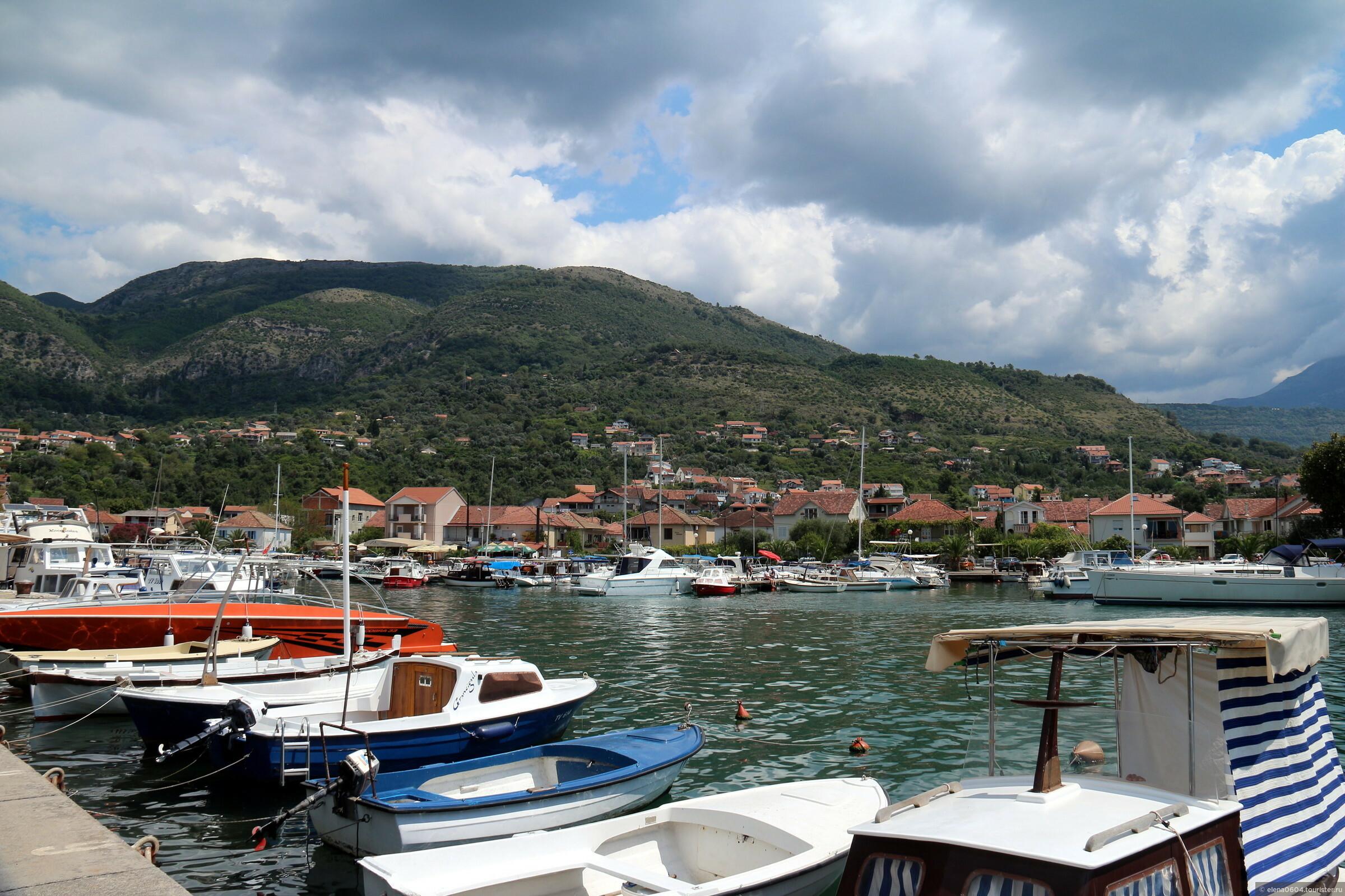 черногория тиват фотографии