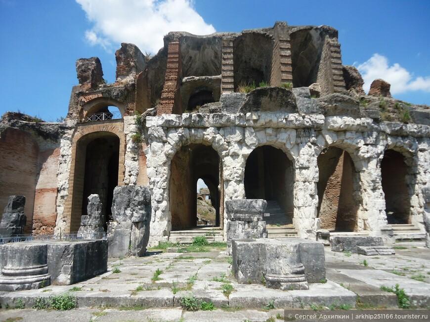 Арена в Капуе ( 2-ой век)
