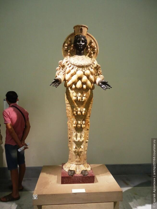 В Археологическом музее Неаполя